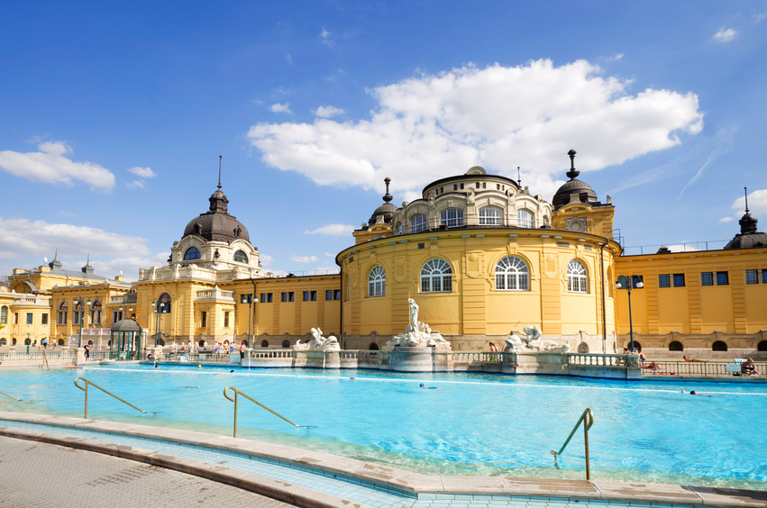 Sejour Vol Hotel Budapest