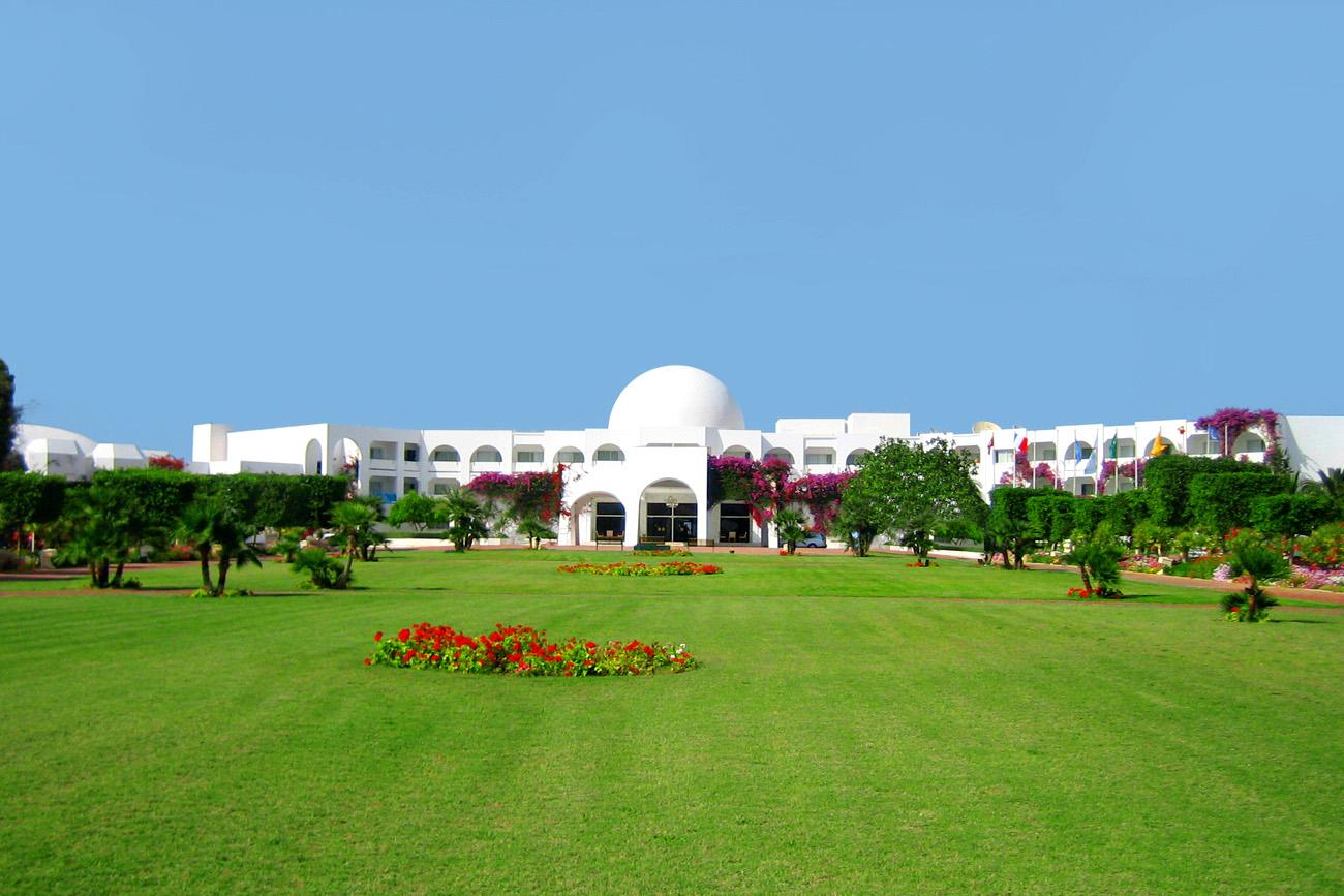 Hôtel Djerba Plaza Thalasso & Spa 4* - voyage  - sejour