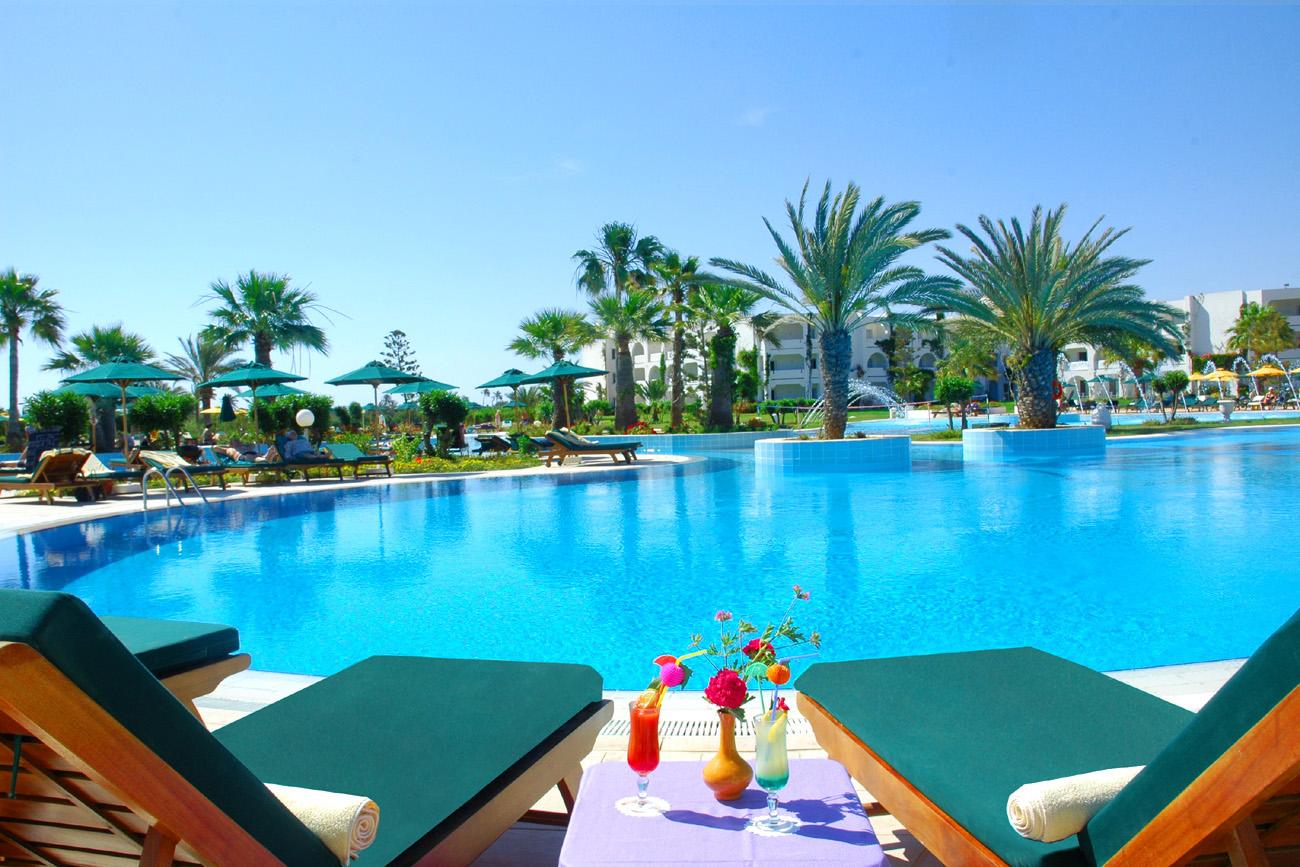 Voyage de luxe djerba s jour de luxe djerba for Hotels djerba