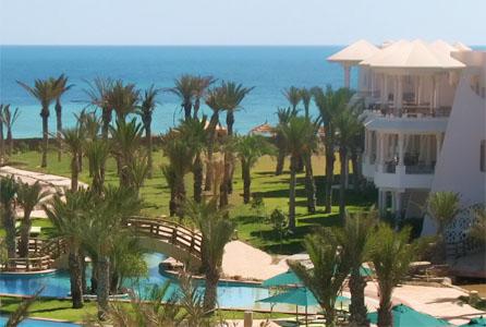 Hôtel Hasdrubal Prestige Thalassa & Spa Djerba - voyage  - sejour