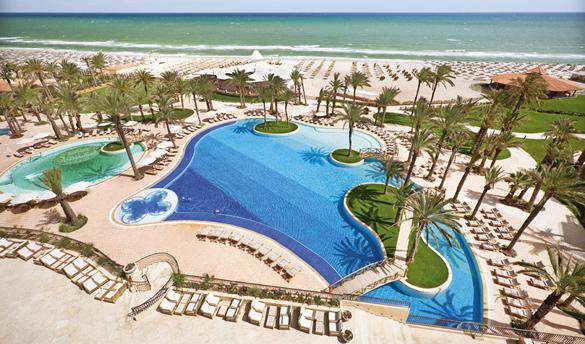 Hôtel Movenpick Resort & Marine Spa 5*