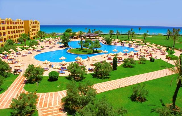 Nour Palace Thalasso & Spa 5* - voyage  - sejour