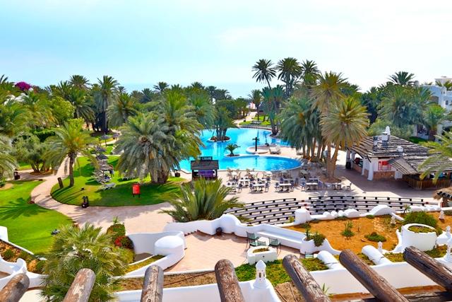 Illustration séjour : Hôtel Odyssée Resort