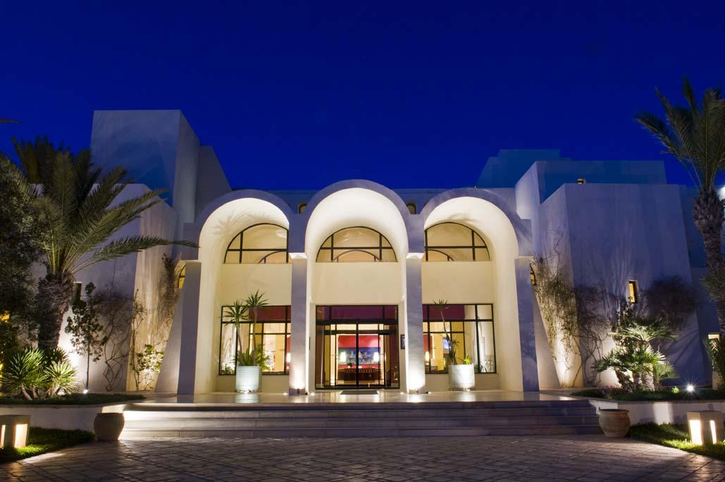 Hôtel Radisson Blu Ulysse Resort & Thalasso 5*