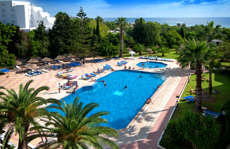 Hôtel Club President Beach and Spa 3* - voyage  - sejour