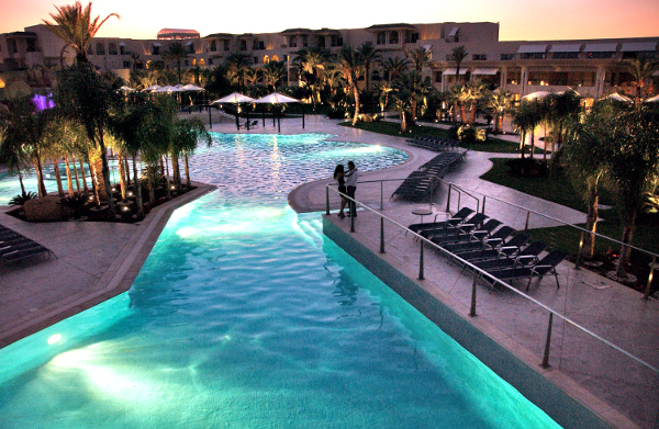 H tel the russelior spa hammamet voyage tunisie s jour for Salon 9 places tunisie
