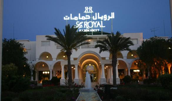 royal hammamet entree77cc