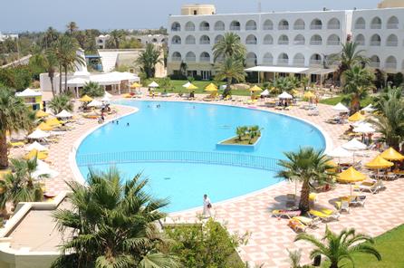 Hôtel Sidi Mansour - voyage  - sejour